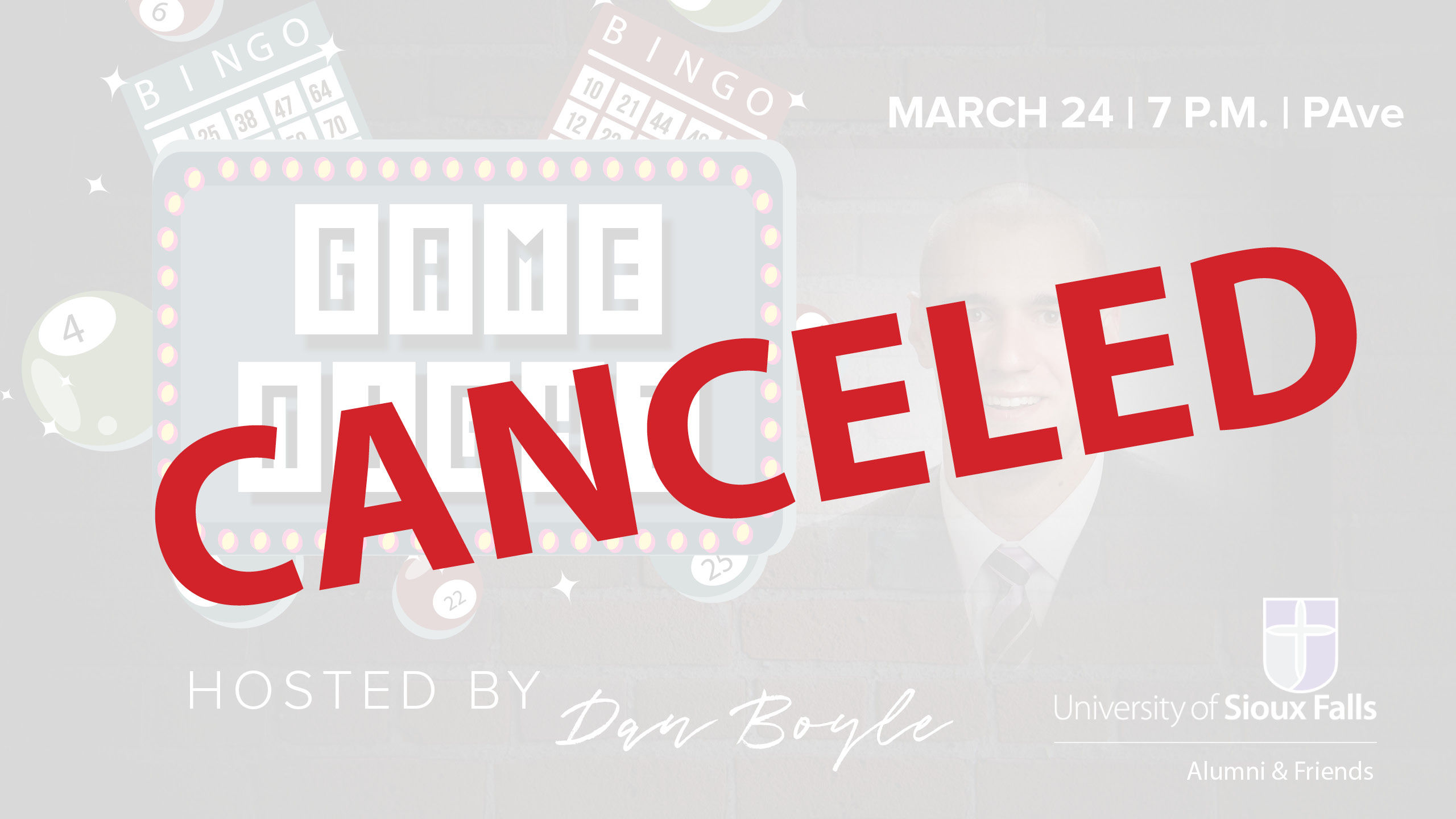 Game Night Hosted By Dan Boyle
