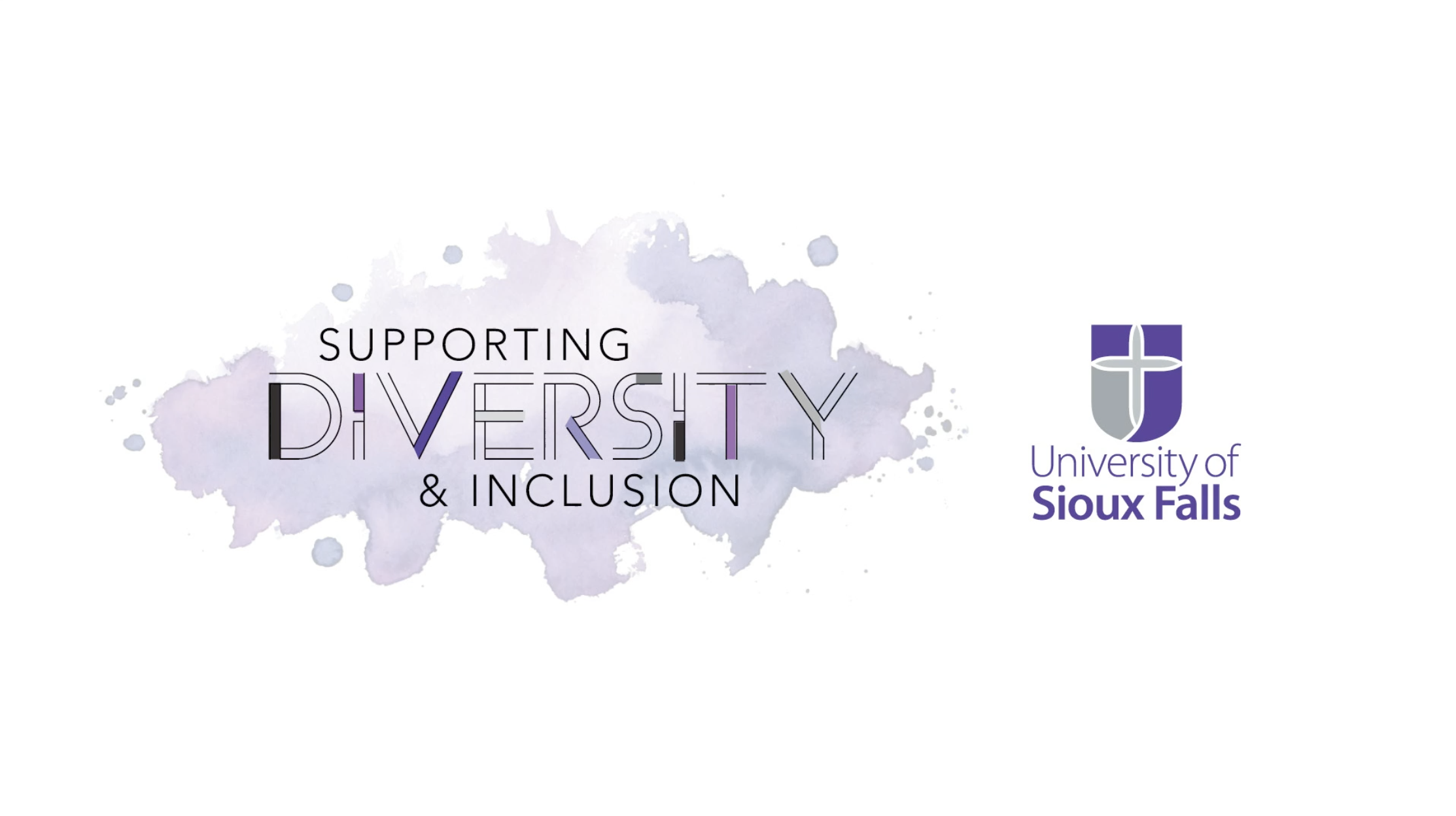 supporting Diversity and Inclusion University of Sioux Falls