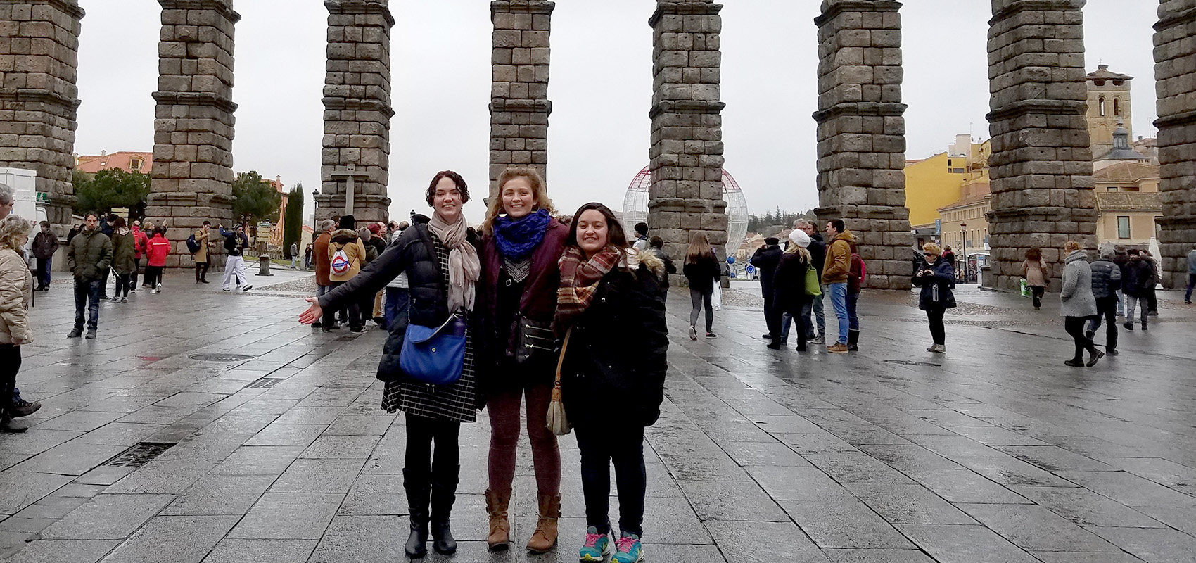 students study abroad