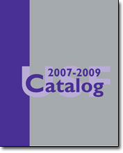 USF Academic Catalog, 2007 to 2009.