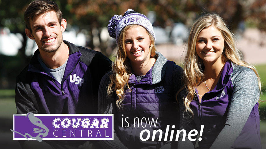 Cougar Central is now online!