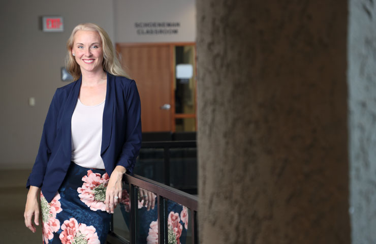 Peer and Professional Connections Make USF's MBA Program Shine
